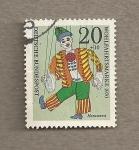 Stamps Germany -  Títere
