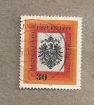 Stamps Germany -  100 Aniv Creación de la nación