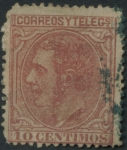 Stamps Europe - Spain -  CORREOS y TELEGs