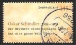 Stamps Germany -  oskar schindler