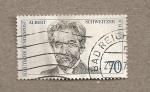 Sellos de Europa - Alemania -  Albert Schweitzer