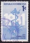 Stamps America - Dominican Republic -  Liga Dominicana Contra El Cancer