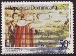 Sellos del Mundo : America : Rep_Dominicana :  V Centenario Descubrimiento de América 1492-1992