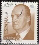 Sellos de Europa - España -  ESPAÑA 2006 4207 Sello º Rey S.M. Juan Carlos I 0,29€