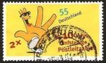 Sellos de Europa - Alemania -  2171 - 10 anivº de la entrada en vigor del codigo postal de 5 cifras