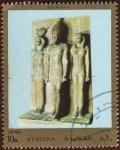 Stamps United Arab Emirates -  KING MYCERNIUS