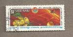 Stamps Russia -  Proyecto Intercosmos Halley-Venus