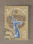Stamps Russia -  400 Aniv de Volvograd
