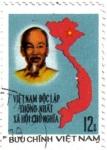 Sellos de Asia - Vietnam -  República Socialista de Vietnam