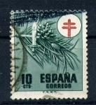 Sellos de Europa - España -  pro- tuberculosos
