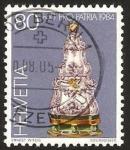 Stamps Switzerland -  pro patria