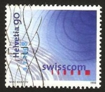 Stamps Switzerland -  swisscom telecomunicaciones