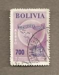 Sellos de America - Bolivia -  Unidad Económica Continental