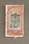 Stamps Bolivia -  400 Aniv. fundación La Paz