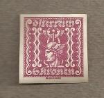 Stamps Europe - Austria -  Dios Mercurio