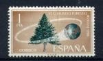 Stamps Spain -  VI congreso forestal mundial