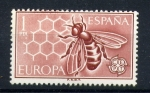 Stamps Spain -  EUROPA-abeja