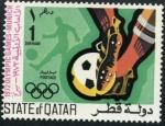 Stamps Asia - Qatar -  Mundial de Futbol