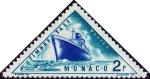 Stamps Europe - Monaco -