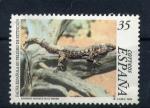 Sellos de Europa - España -  Lagarto gigante del Hierro