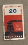 Stamps Germany -  Campo concentración de Treblinca