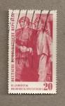 Sellos de Europa - Alemania -  15 Aniv. de la liberación del fascismo