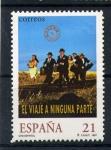 Stamps Spain -  El viaje a ninguna parte- Cine español