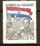 Stamps Paraguay -  JOSÉ  ESTIGARRIBIA