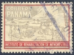Stamps of the world : Panama :  Instituto de rehabilitacion de menores 1960