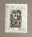Stamps Portugal -  Soldado como Agricultor y viceversa