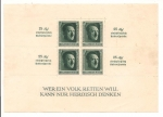 Stamps Europe - Germany -  Filatelia Nazi