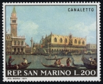 Sellos del Mundo : Europa : San_Marino : ITALIA:  Venecia y su Laguna