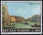 Stamps Europe - San Marino -  ITALIA:  Venecia y su Laguna