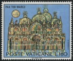 Sellos de Europa - Vaticano -  ITALIA: Venecia y su laguna