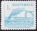 Sellos del Mundo : America : Guatemala : Centro Cultural Miguel Ángel Asturias