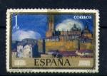 Sellos del Mundo : Europa : España : Segovia- Zuloaga
