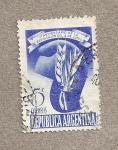 Stamps Argentina -  V Aniv. Revolución de Junio