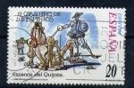 sellos de Europa - España -  escenas del quijote
