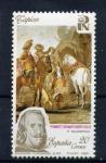 Sellos de Europa - España -  Soldados flamencos- S. XVII- Wauwerman
