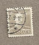 Stamps Denmark -  Rey Cristian X