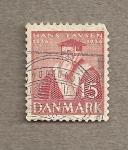 Stamps Cuba -  Hans Tausen
