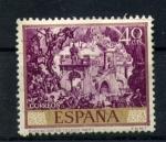 Sellos de Europa - España -  Evocación de Toledo- Sert