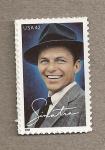 Stamps United States -  Frank Sinatra, artista cine y cantante