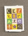 Stamps United States -  Celebración