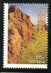 Sellos del Mundo : Europa : Australia :  Patrimonio de la Humanidad Parque N.Purnululu