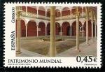 Stamps Spain -  Patrimonio de la Humanidad.Casa de las Torres,Úbeda