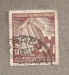 Stamps Chile -  100 Aniv fundación escuela de Artes y Oficios