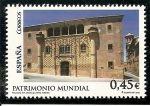 Sellos de Europa - España -  Patrimonio de la Humanidad.Palacio de Jabalquinto,Baeza