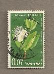 Stamps Israel -  Mystus comunis
