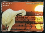 Stamps Spain -  Parque Nacional de Doñana